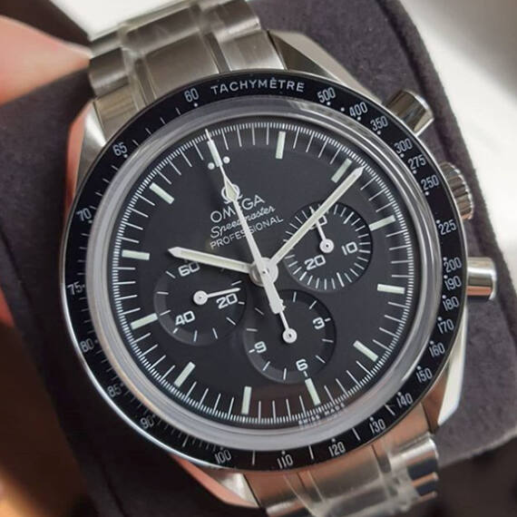 Omega Speedmaster Moonwatch - Mondani Web