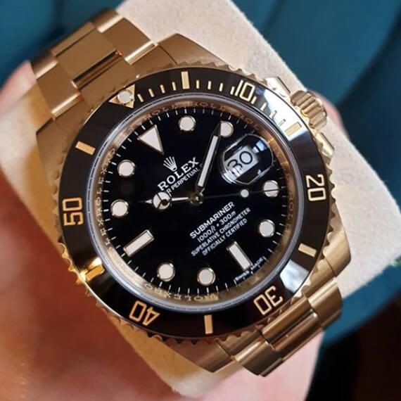 Rolex Submariner Ref. 116618LN - Mondani Web