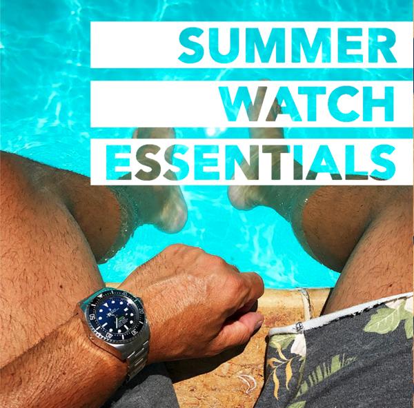 Mondani Web's Newsletter: Summer Watch Essentials - MondaniWeb