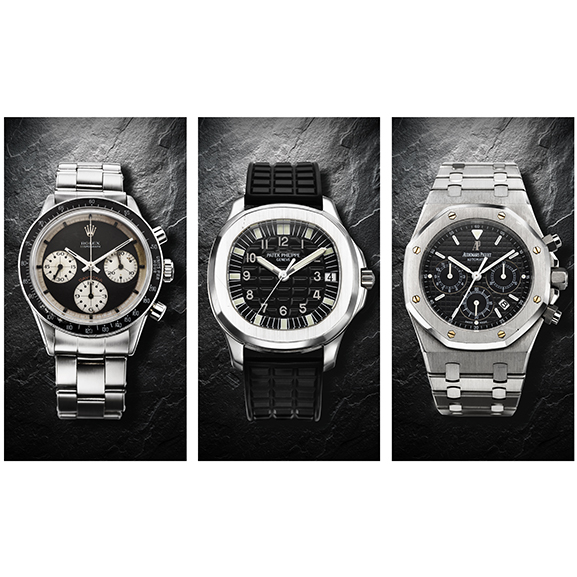Christie's Watches Online Auction: The Keystone Collection - MondaniWeb