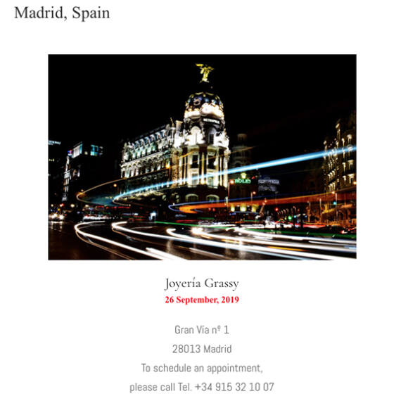 Madrid, Spain - Mondani Web