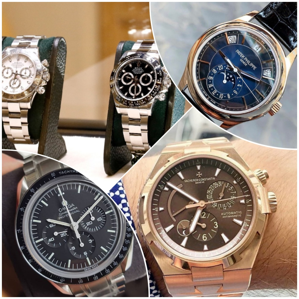 Paoletti Bertolami is looking for watches! - MondaniWeb