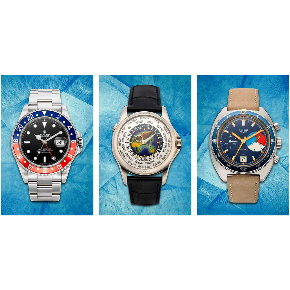 Christie's Watches Online Auction: A Horological Holiday - MondaniWeb