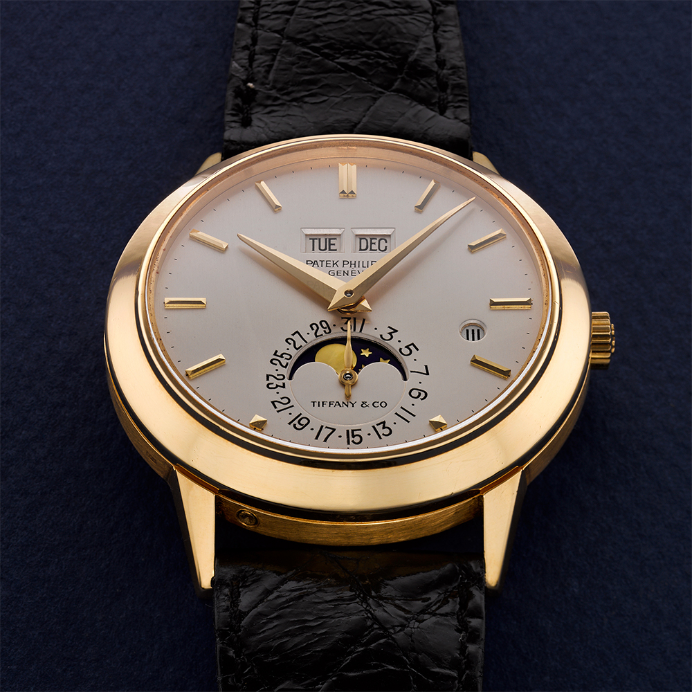 """Christie's Watches Live Auction: """"Important Watches and American Icons"""" - MondaniWeb"""