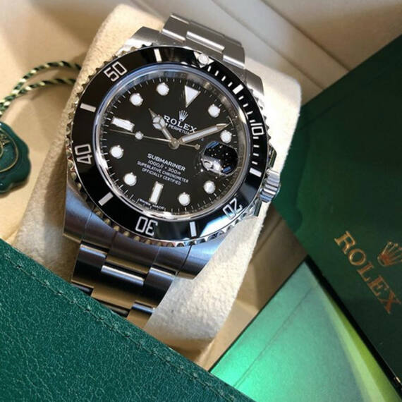 Rolex Submariner Ref. 116610LN - Mondani Web