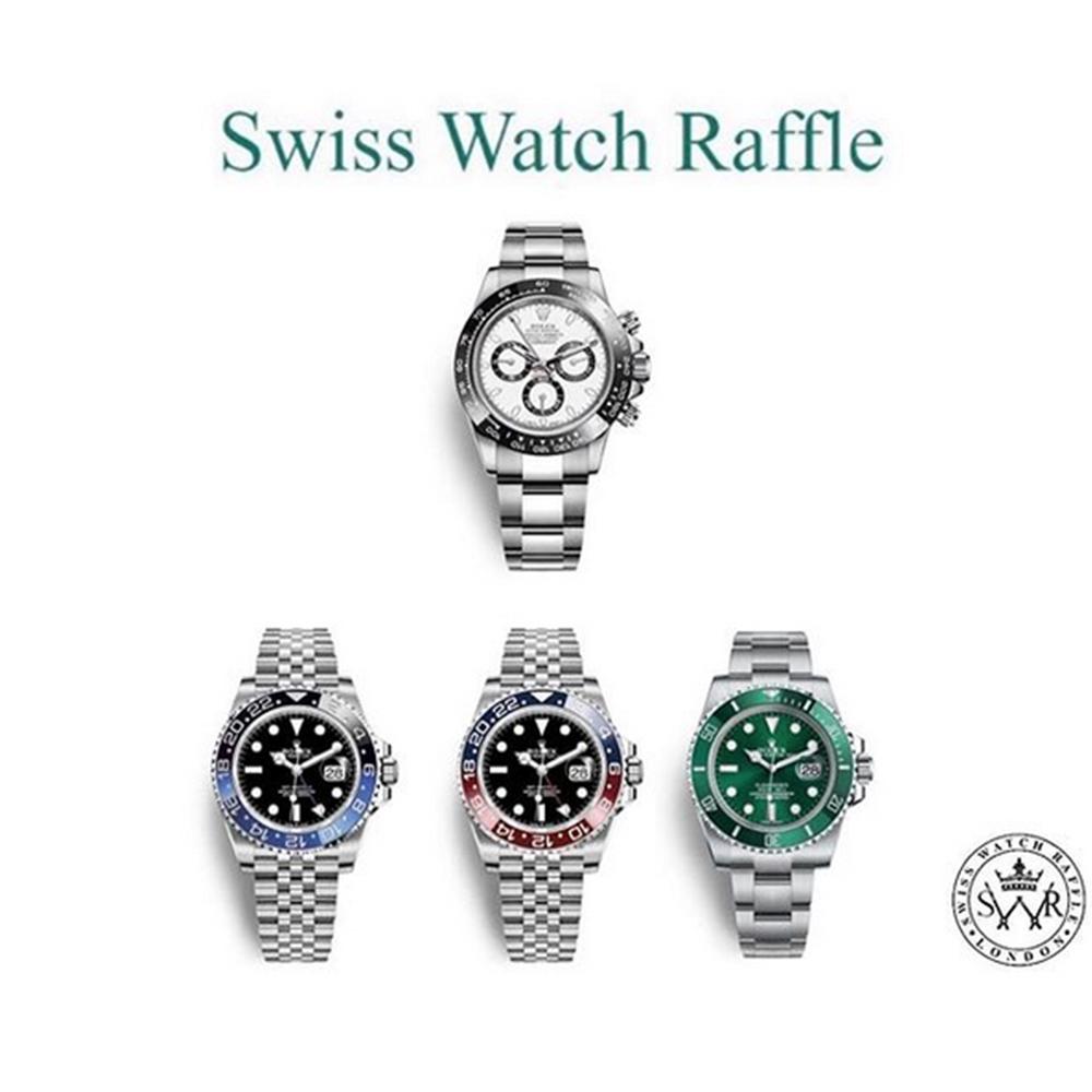 WIN the Rolex Daytona 116500LN White Dial with Swiss Watch Raffle - MondaniWeb