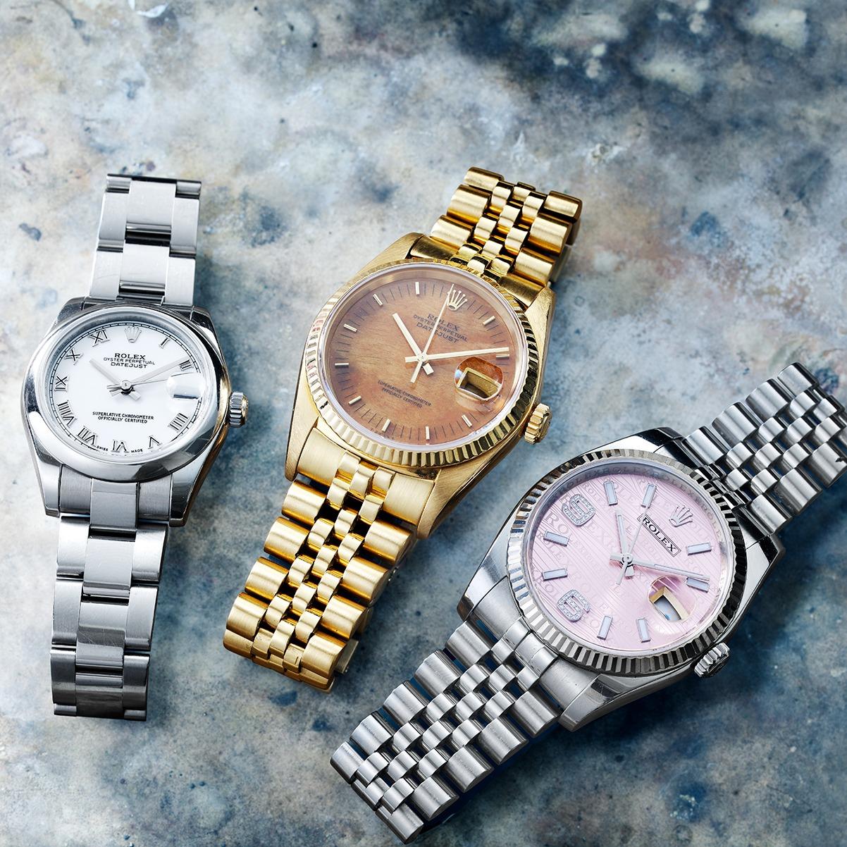 Rolex Datejust Special Hammer Auction | Kaplans - MondaniWeb