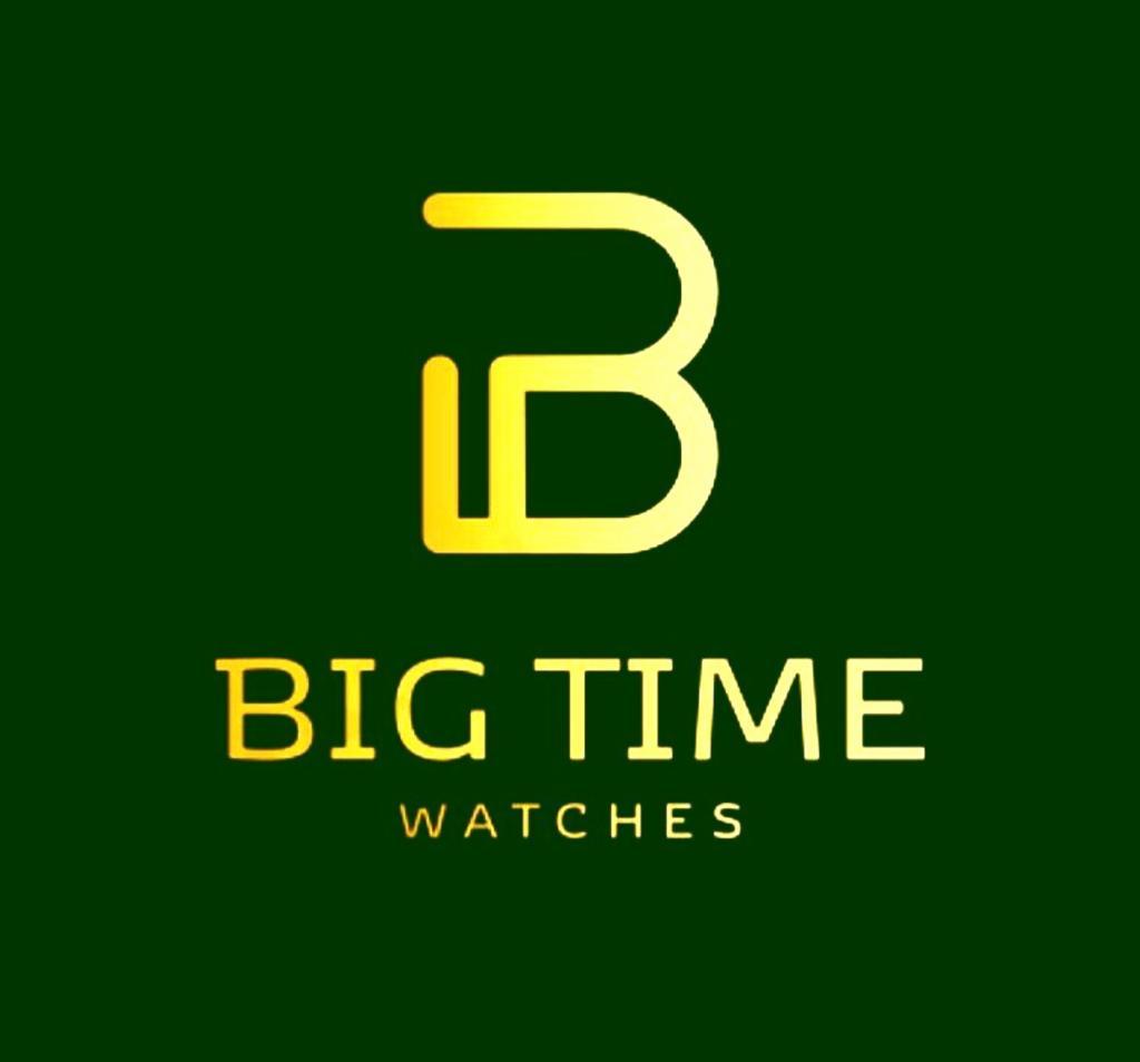 Big Time Watches - MondaniWeb