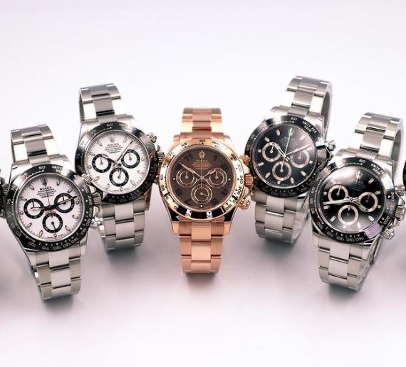 Group of Rolex Daytona - Mondani Web