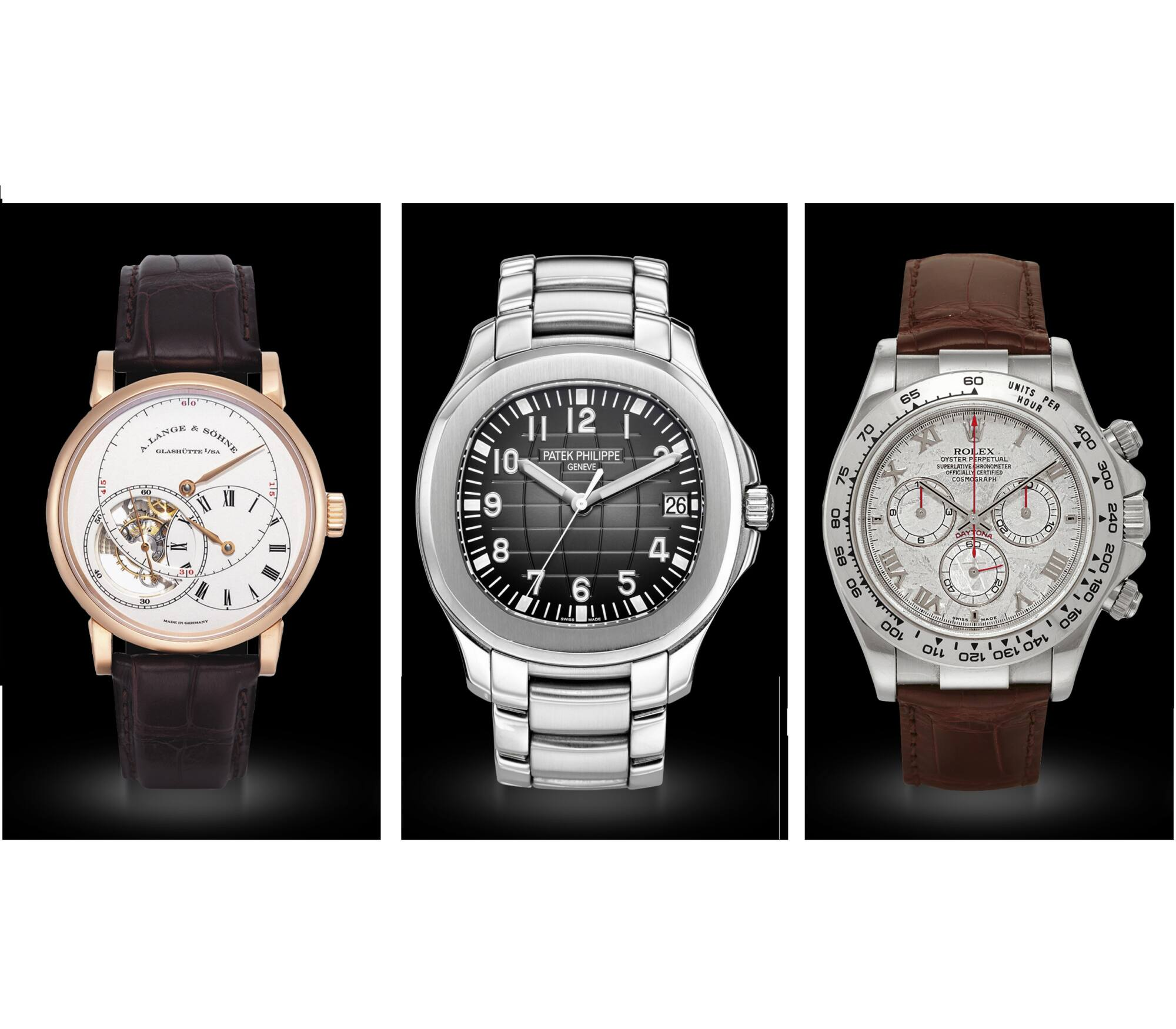 Christie's Watches Online Auction: The Essential Collection - MondaniWeb