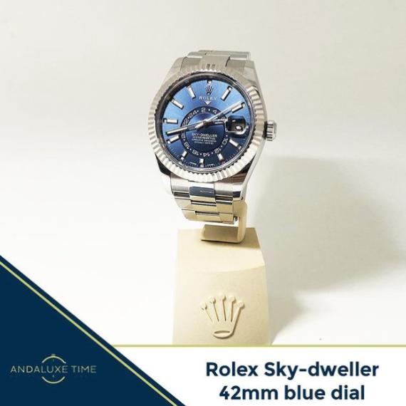 Rolex Sky Dweller - Mondani Web
