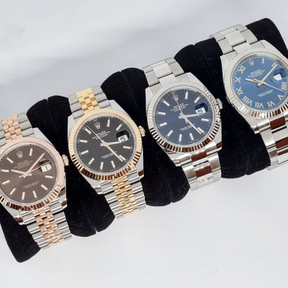 Big Rolex collection - Mondani Web