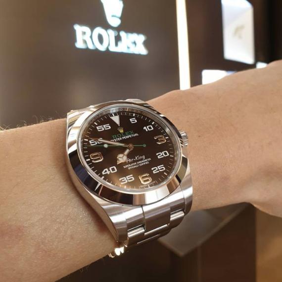 Rolex Airking - Mondani Web