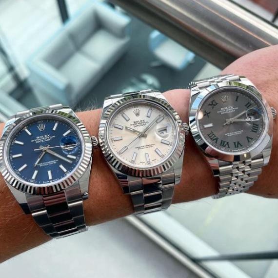 Rolex Date-Just - Mondani Web