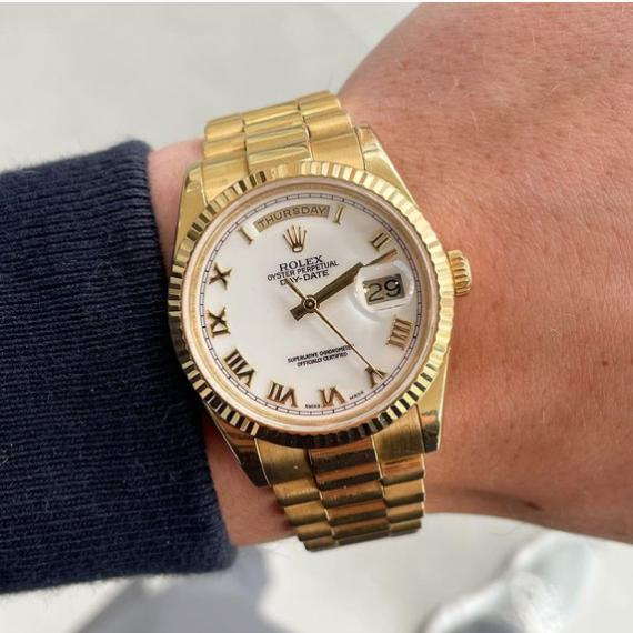 Rolex Day-Date - Mondani Web