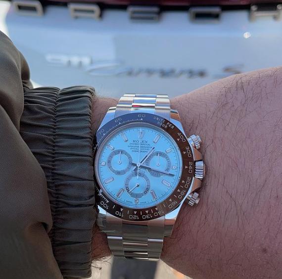 Rolex Daytona Platinum - Mondani Web