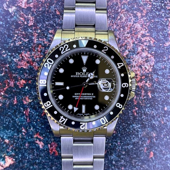 Rolex GMT - Mondani Web