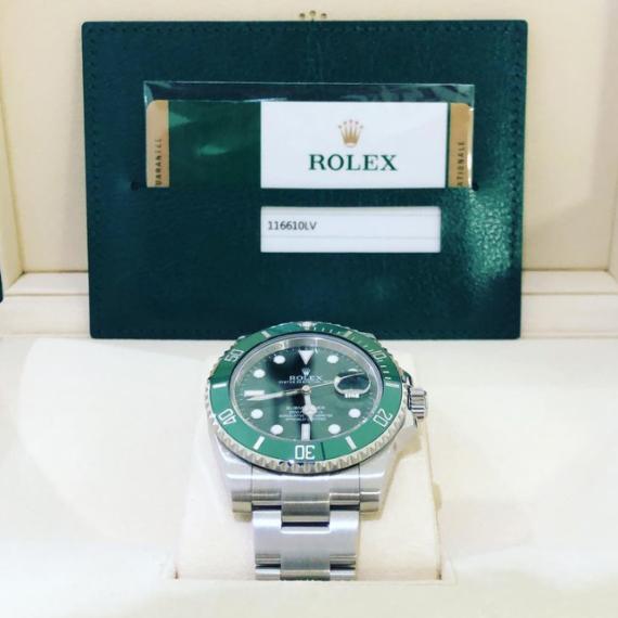 Rolex Hulk - Mondani Web