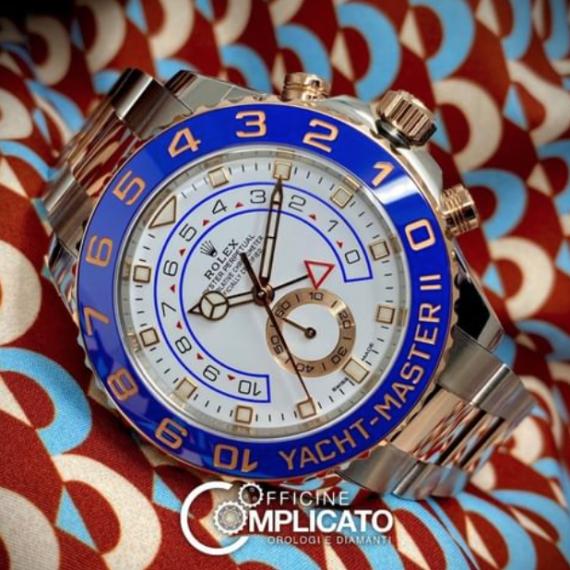 Rolex YachtMaster - Mondani Web