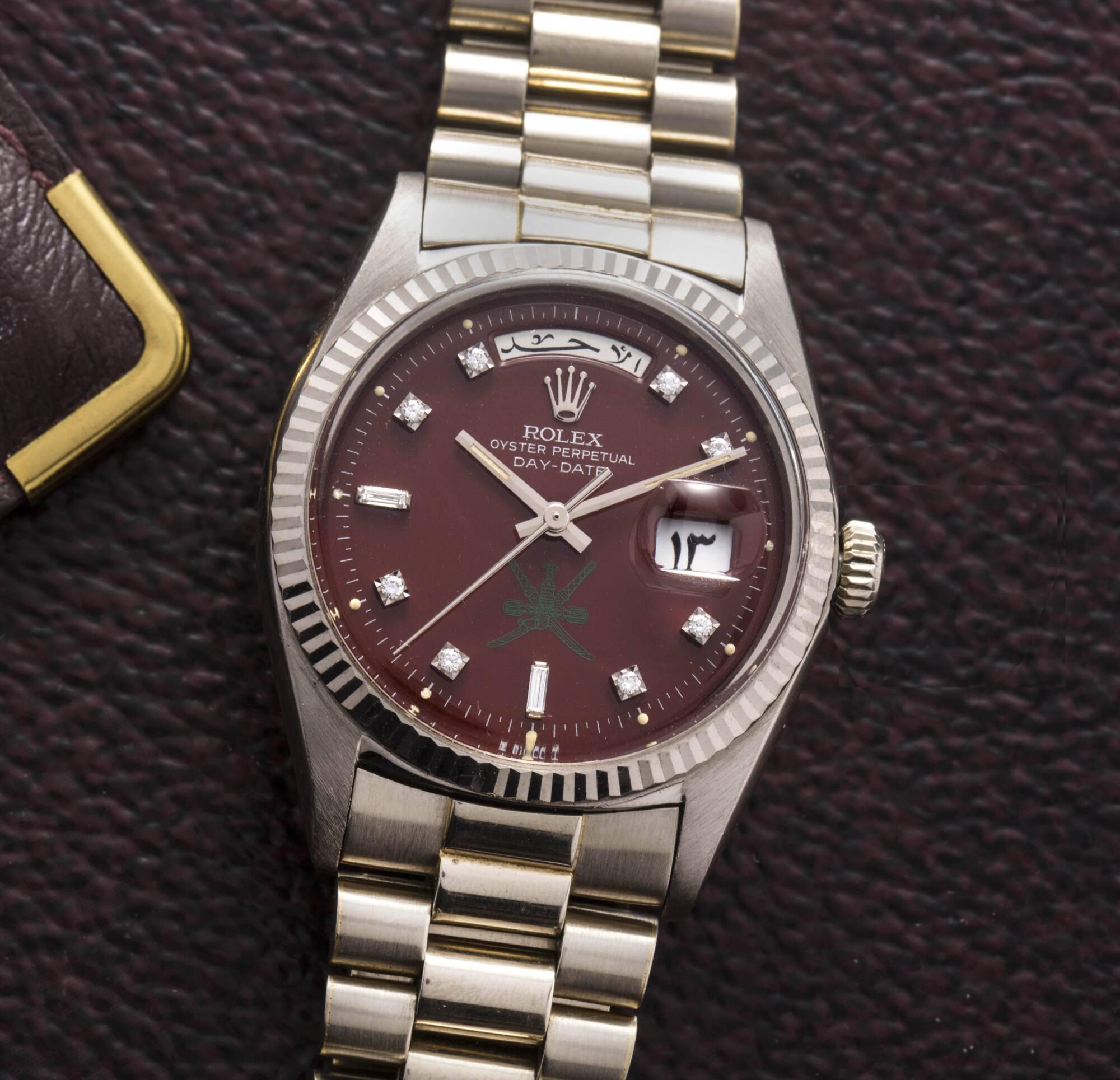 RESULTS | Christie's Watches Online: Dubai Edit Totals $5,592,000, - MondaniWeb