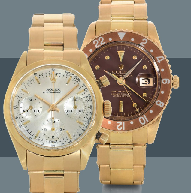Modern and Vintage Watches Auction by Meeting Art - MondaniWeb