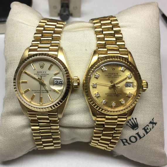 Rolex Lady - Mondani Web