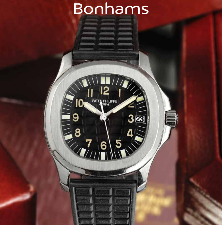 Watches and Wristwatches Auction by Bonhams - MondaniWeb