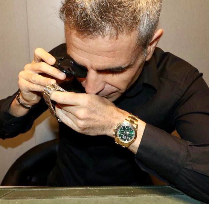 INTERVIEW WITH DAVID TORO: Trusted Dealer of Mondani Web and one of the Most Renowned Watch Dealers in Europe - MondaniWeb