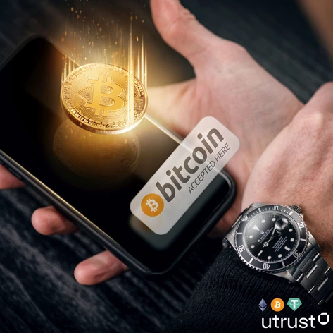 Bitcoins accepted at Watches of Wales - MondaniWeb