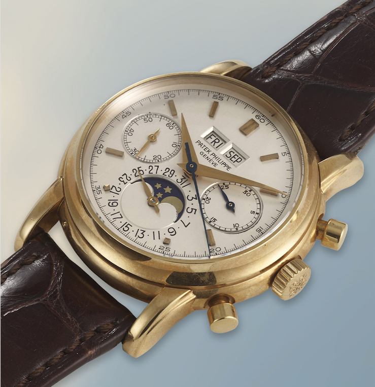 Rare Watches New York: Online by Christie's New York - MondaniWeb