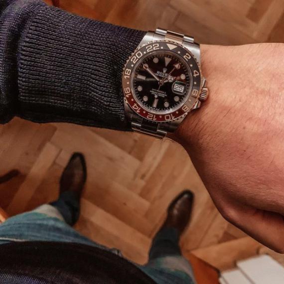 Rolex GMT Rootbeer - Mondani Web