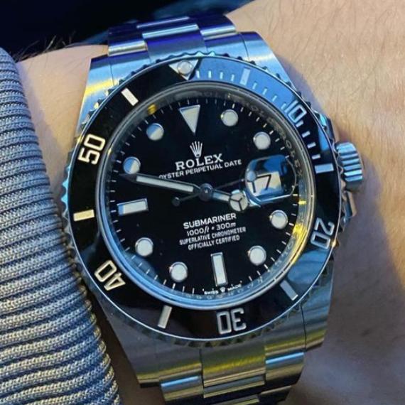 Rolex Submariner - Mondani Web