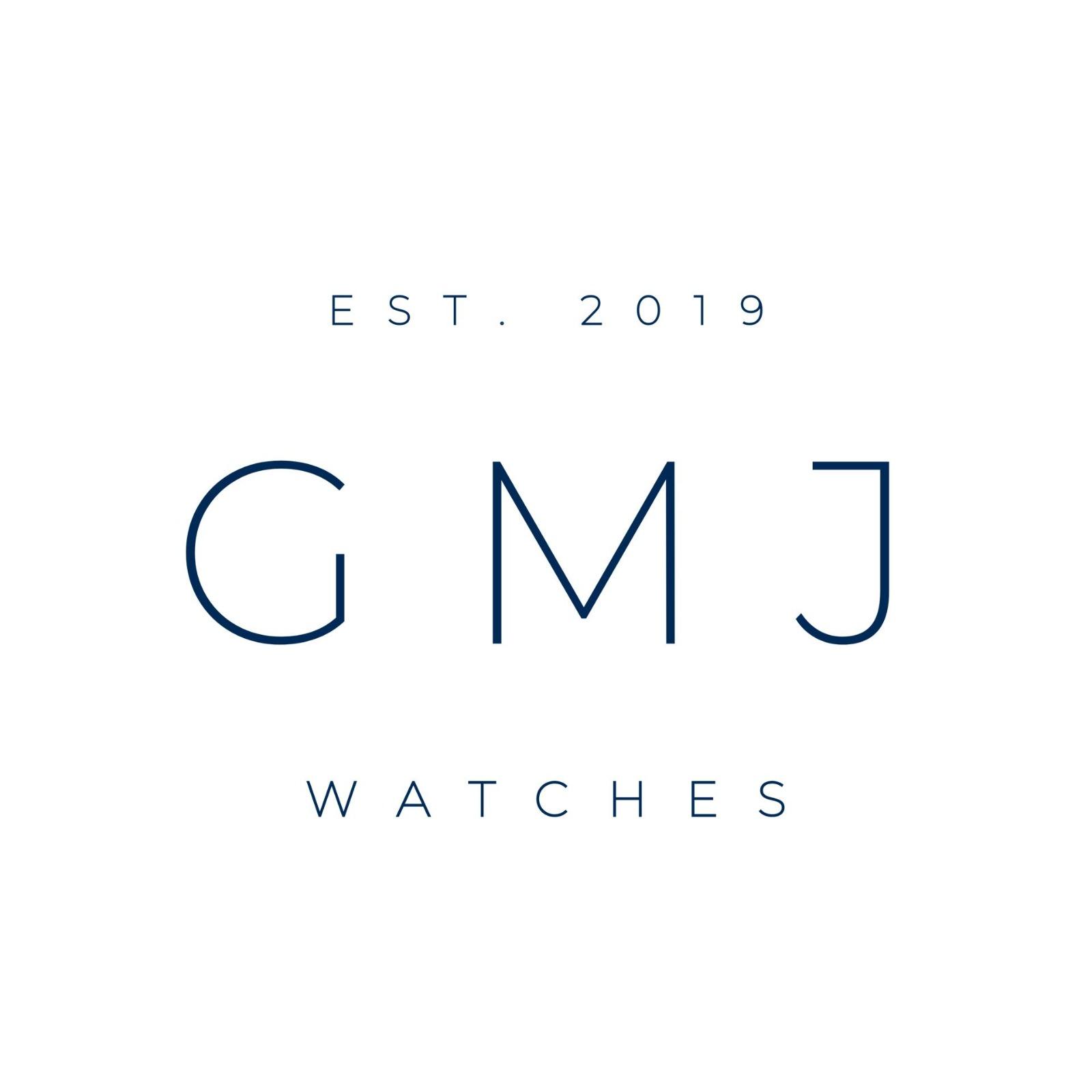 GMJ Watches - MondaniWeb