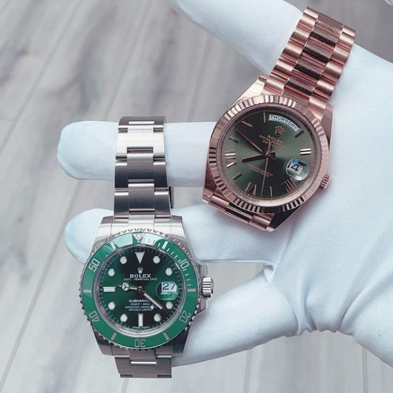 Rolex Submariner & Day-Date - Mondani Web